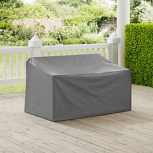 Crosley Outdoor Loveseat Furniture Cover, , rollover