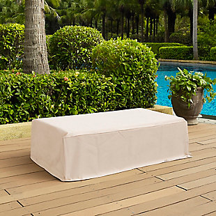 Crosley Outdoor Rectangular Table Furniture Cover, , rollover