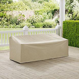 Crosley Outdoor Sofa Furniture Cover, , rollover
