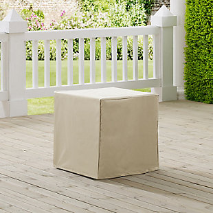 Crosley Outdoor End Table Furniture Cover, , rollover