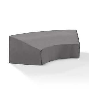 Crosley Outdoor Catalina Round Sectional Furniture Cover, , large