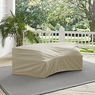 Crosley Outdoor Chaise Lounge Furniture Cover, , rollover