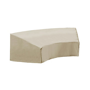 Crosley Outdoor Chaise Lounge Furniture Cover, , large