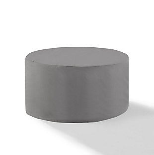 Crosley Outdoor Catalina Round Table Furniture Cover, , large
