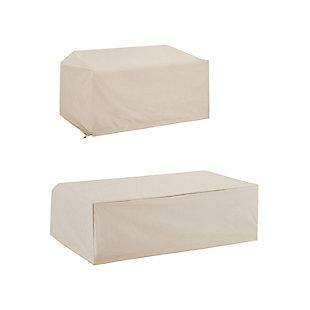 Crosley 2-Piece Furniture Cover Set, , rollover