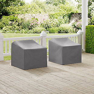 Crosley 2-Piece Furniture Cover Set, , rollover