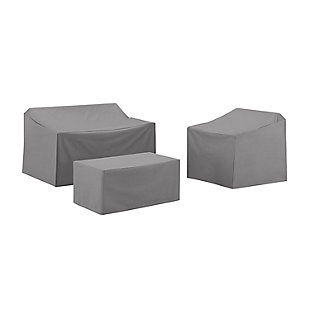 Crosley 3-Piece Furniture Cover Set, , large