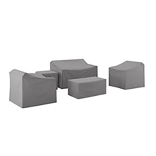 Crosley 5-Piece Furniture Cover Set, , large