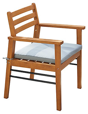 Vifah Gloucester Outdoor Chair, , large