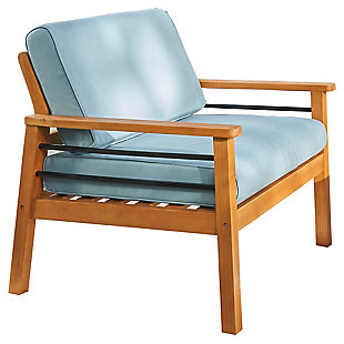 Vifah Gloucester Outdoor Club Chair, , large