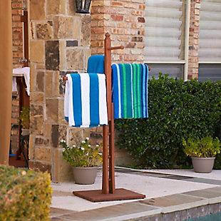 Southern Enterprises Lemorna Towel Rack, , rollover