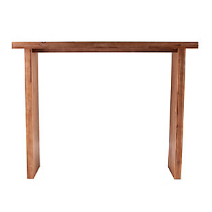 Southern Enterprises Palmer Indoor/Outdoor Bar Table, , large