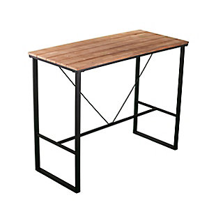 Southern Enterprises Palmer Indoor/Outdoor Pub Table, , large