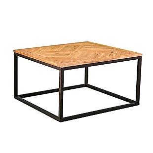 Southern Enterprises Morlan Outdoor Coffee Table, , large
