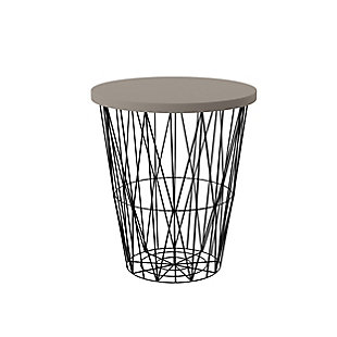 Southern Enterprises Vezorn Outdoor Accent Table, , large