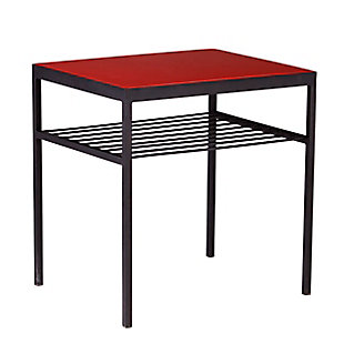Southern Enterprises Branga Indoor/Outdoor Accent Table, , large