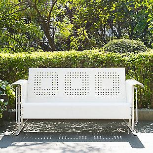 Crosley Bates Outdoor Sofa Glider, , large