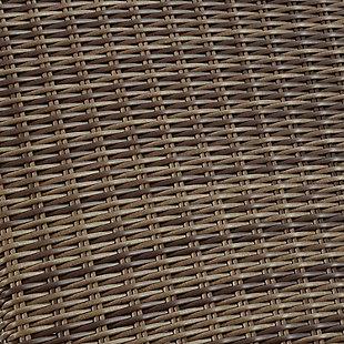 Crosley Bradenton Outdoor Wicker Storage Bin, , large