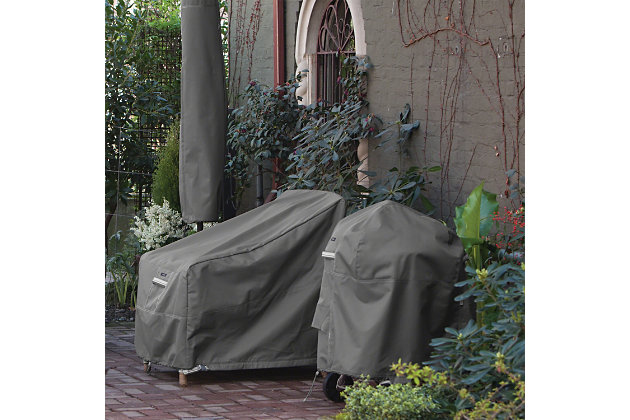 Classic Accessories Ravenna Water-Resistant Patio Day Chaise Lounge Cover, , large