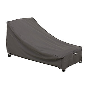 "Classic Accessories Ravenna Water-Resistant 78"" Patio Day Chaise Lounge Cover, , large"
