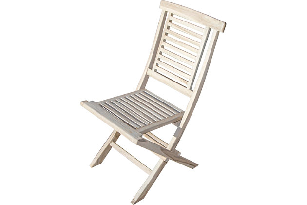EcoDecors Driftwood Dining Chair, , large