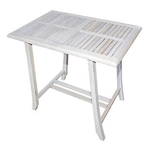 EcoDecors Satori Driftwood Dining Table, , rollover