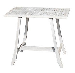 EcoDecors Satori Driftwood Dining Table, , large