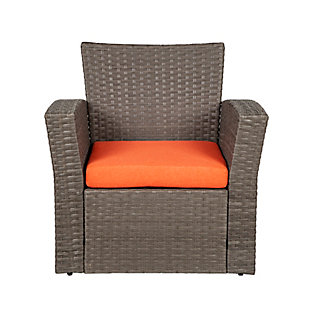 Westin 4-Piece Patio Sofa Set with Cushions, , large
