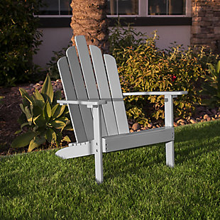 Westin Patio Wood Adirondack Chair, , rollover