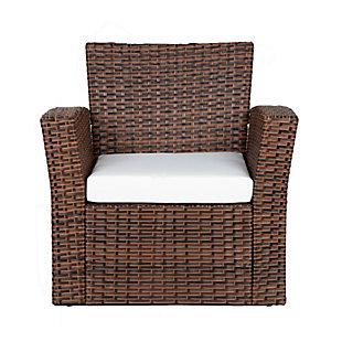 Westin 4-Piece Patio Sofa Set with Cushions, , large