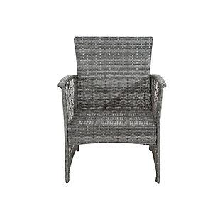 Westin 3-Piece Woven Rattan Wicker Seating Set, , large