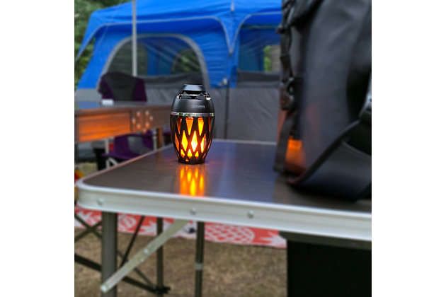 """Limitless LED 5W Outdoor Bluetooth Speaker with 40"""" Adjustable Pole & Ground Stakes, , large"""