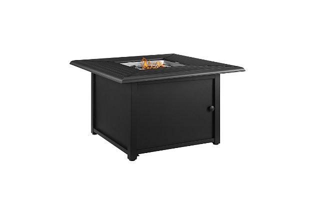 Dante Metal Fire Table, , large