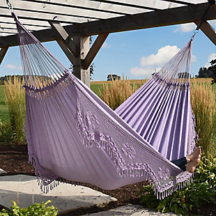 Outdoor Outdoor Authentic Brazilian Elegant Hammock Olinda, , rollover