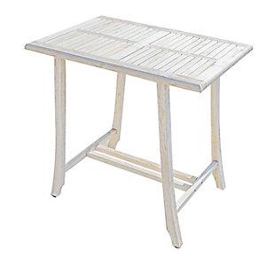 """CoastalVogue  Satori 48"""" Wide Outdoor Table, , large"""