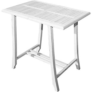 "CoastalVogue  Satori 35"" Wide Outdoor Table, , large"