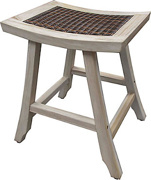 "CoastalVogue  Satori 24"" Tall Outdoor Bistro Stool, , large"