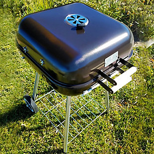 "Catari  18"" Outdoor BBQ Grill, , rollover"