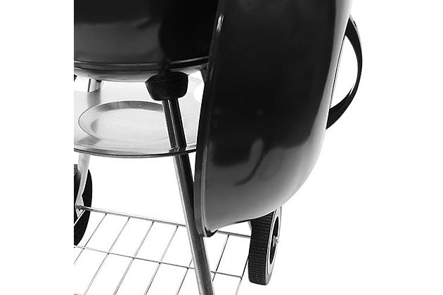 """Better Chef 17"""" Charcoal Barbecue Grill, , large"""
