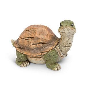 """Gerson International 14"""" Outdoor Magnesium Garden Turtle Figurine, , rollover"""