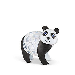 "Gerson International 12.4"" Outdoor Medium Solar Panda, , large"
