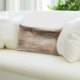 """Spectrum I Dunes Indoor/Outdoor Pillow Taupe 12""""X20"""", , rollover"""