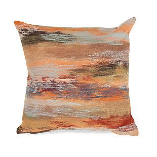 "Spectrum I Dunes Indoor/Outdoor Pillow Multi 12""X20"", , large"