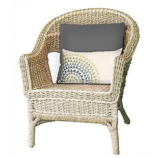 """Spectrum II Stitched Sphere Indoor/Outdoor Pillow Cool 12""""X20"""", , rollover"""