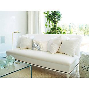"Spectrum II Stitched Sphere Indoor/Outdoor Pillow Cool 12""X20"", , large"
