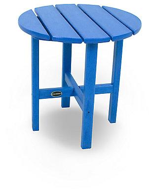 POLYWOOD  Round 18  Side Table. Polywood   Ashley Furniture HomeStore