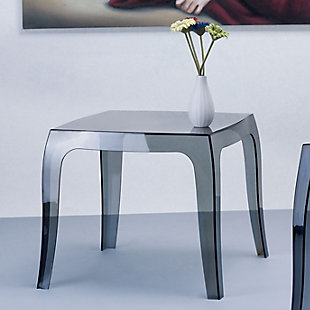 Siesta Outdoor Queen Polycarbonate Side Table, , rollover