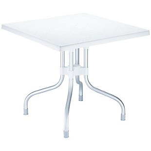 Siesta Outdoor Forza Square Folding Table, , large