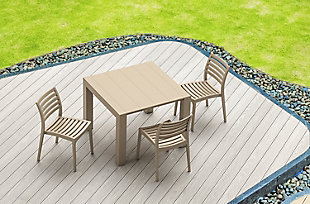 Siesta Outdoor Vegas Dining Extendable Table, , rollover