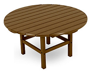 """Round 38"""" Conversation Table, , large"""